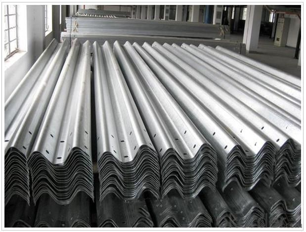 High Quality W Beam Safety Galvanized Road Cable Barrier