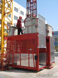 Construction Hoist for  Passenger Top Quality