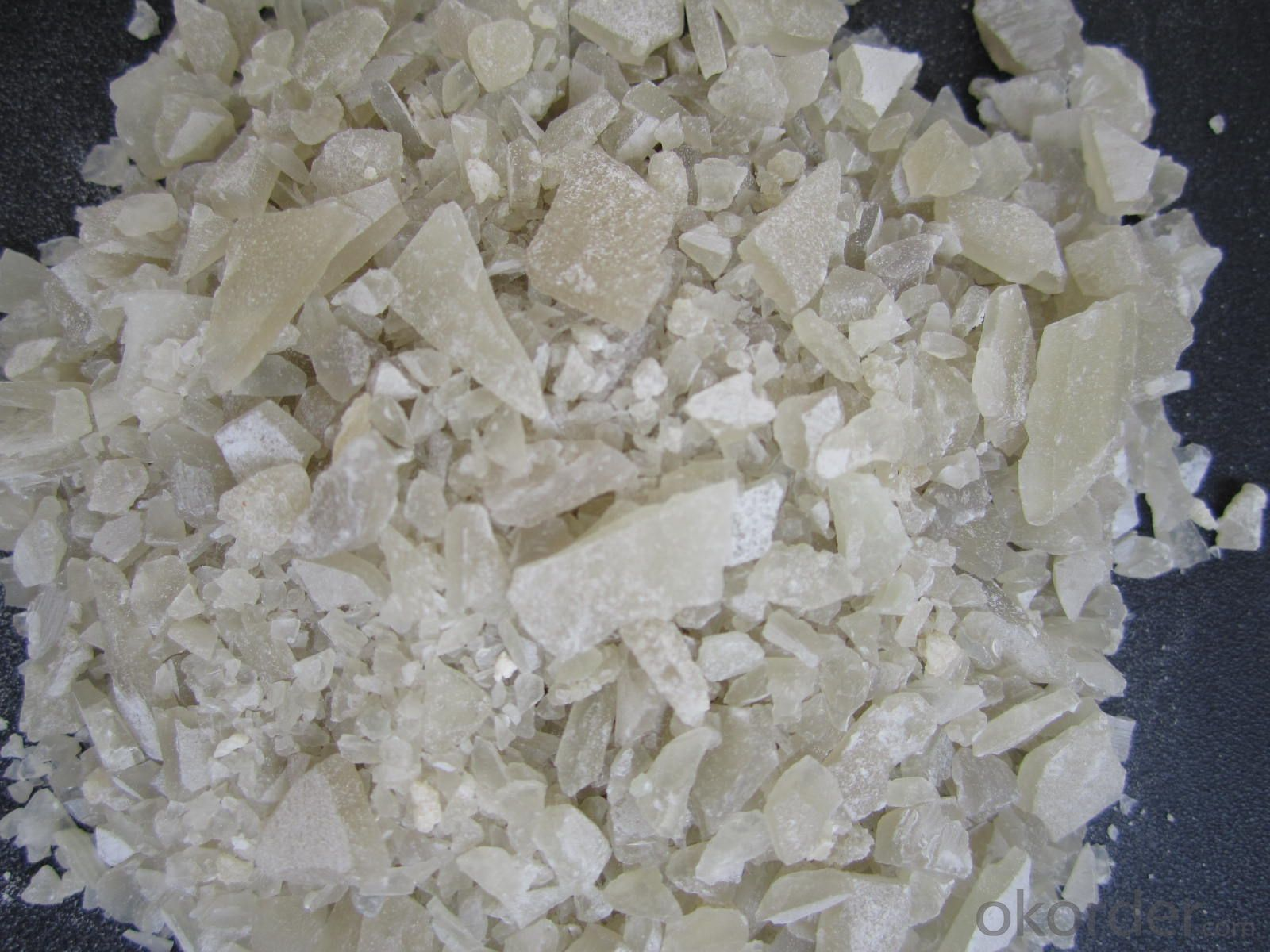 Aluminum Sulfate Low Fe First Grade Best Quality in China