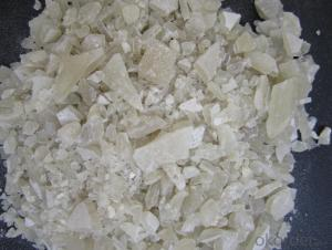 Aluminum Sulfate No Fe Qualifed Grade in China