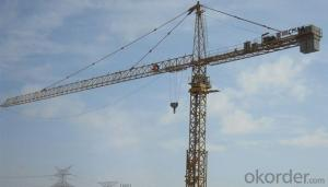 Tower Crane CMAX TC Series 4 tons to 20 tons