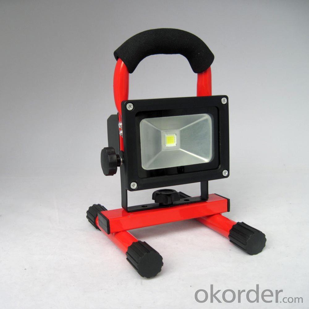 LED Flood Lighting High Power Energy Saving Chargable 30W