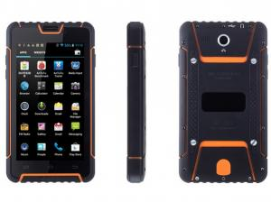 4G Lte Rugged Octa Core IP67 Waterproof Rating, Shockproof  Dust Proof
