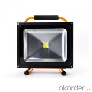 Portable Chargable 10W LED Flood Light 110V 220V 240V 12V 24V