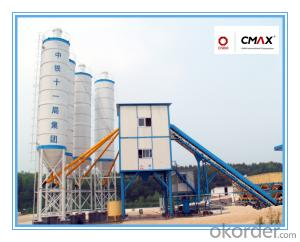Matching Mixer Construction Mixing Plant