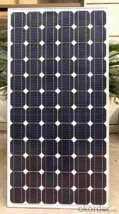 Mono 260w solar panel price A grade PV panels
