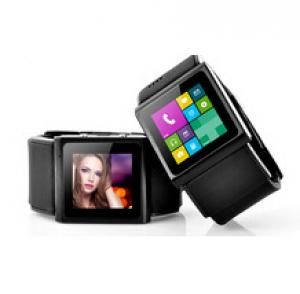 Smart Bluetooth Watch Phone and Mobile Phone Companion