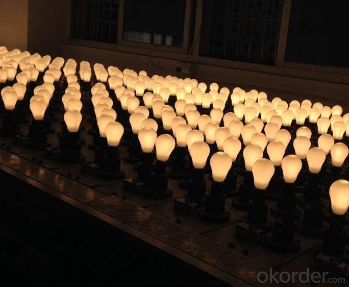 Led Global Bulb High Quality  E14 5w TUV-GS, CE, RoHs High Luminous Efficiency