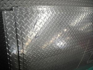 Five Bar Pattern 5052 4mm Aluminum Checkered Plate