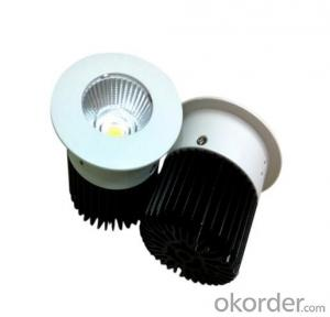 High Power Industrial 50W LED High Bay Light.