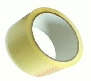 BOPP Tape Yellowish,Water Based Arylic Glue Clear