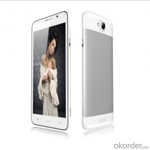 LCD 6.0inch Camera 8MP 3G Smartphone with Quad Core Mobile