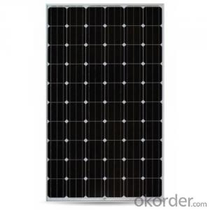 Mono 245w solar panel price A grade PV panels