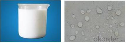 Organic Silicone Waterproof Agent for Construction Surface Description