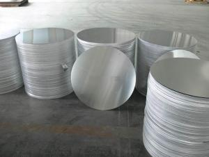 Deep Drawing and Spining Aluminium Discs Circles For Cookware