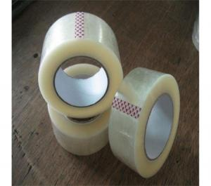 Clear OPP Water Based Acrylic Packaging Tape,BOPP Film with Water based Acrylic tape