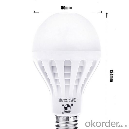 LED Bulb 10w Super Bright Energy Saving E27 LED bulb