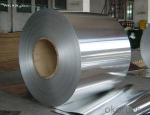 CC Aluminium Cast Coil for further rolling