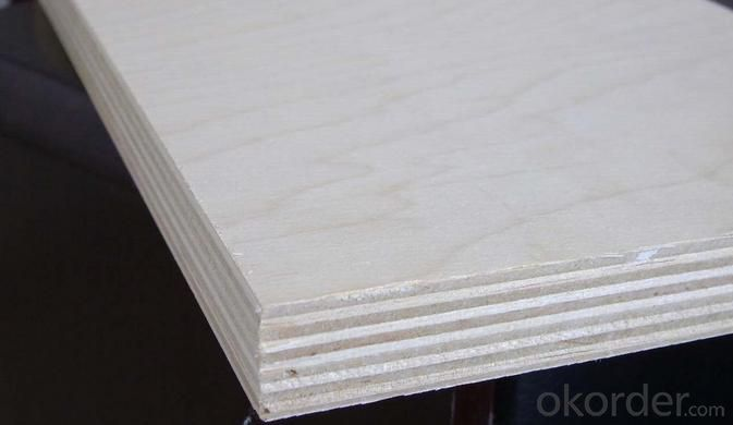 Birch Plywood Birch face and back C2 Grade Plywood