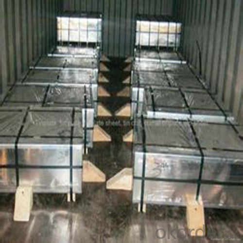 Prime Good Quality Tinplate and TFS for Metal Container