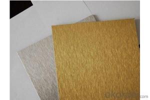 Diversified Aluminum Plastic Composite Panel