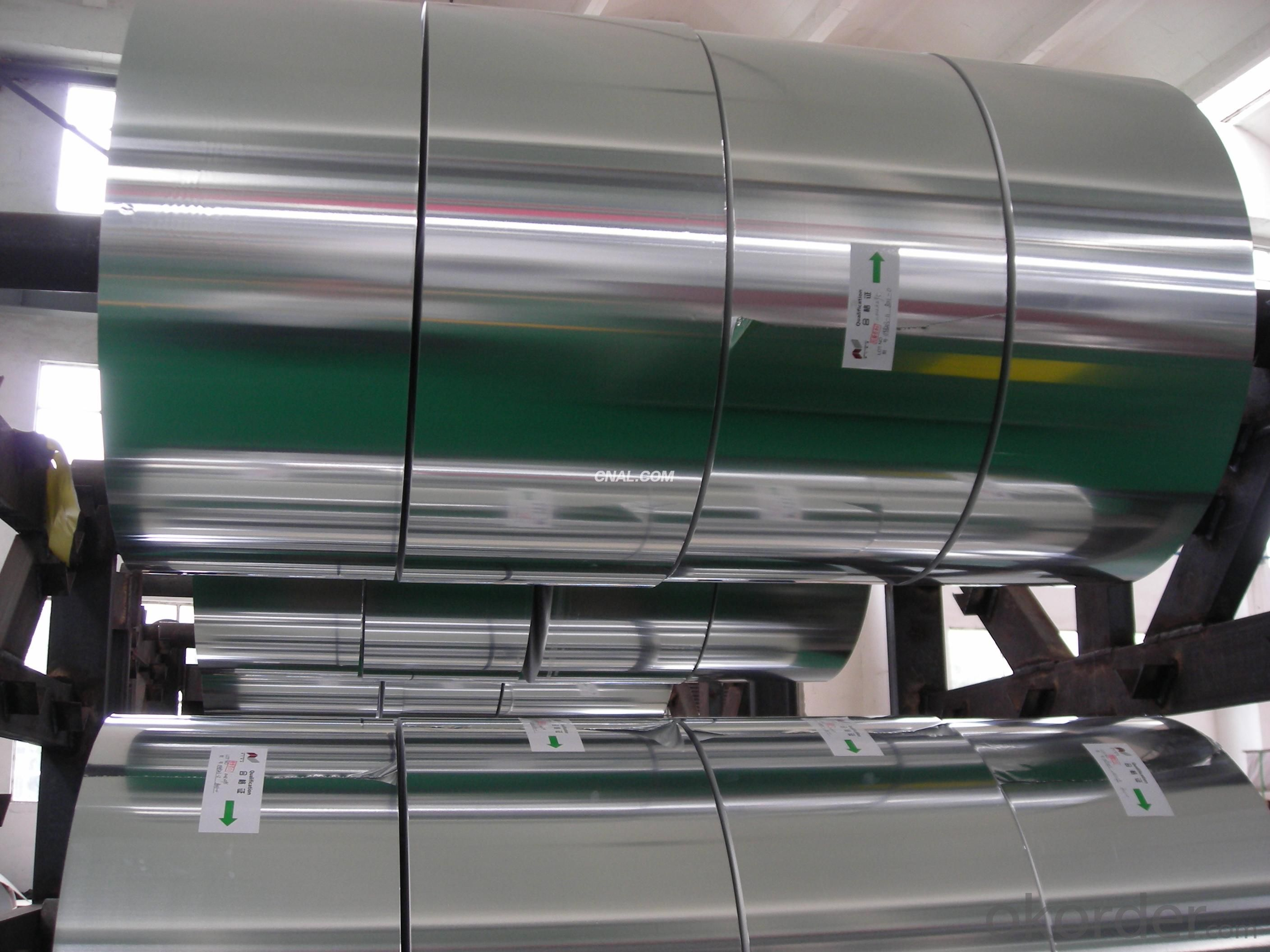 Anodized Aluminum Coil for Gutter Made in China