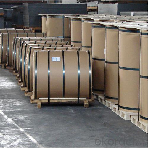 Aluminum Wood Grain Coil with High Quality