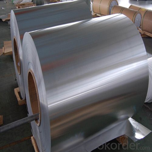 Aluminum Sheet in Coil for Pilfer Proof Cap