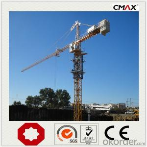 Tower Crane QTZ100 VFD Technical Control