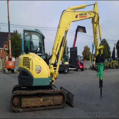 Hydraulic Heavy Excavator Mounted Breaker for Hard Stone Break