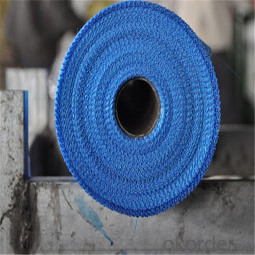 Coated Alkali-Resistant Fiberglass Mesh Cloth 150G/M2 5*5MM High Strength Low Price