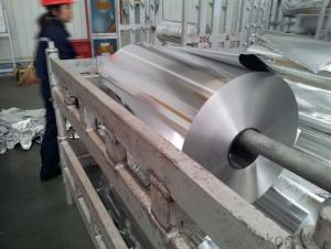 Aluminum Foil for Flexible Lamination and Packaging