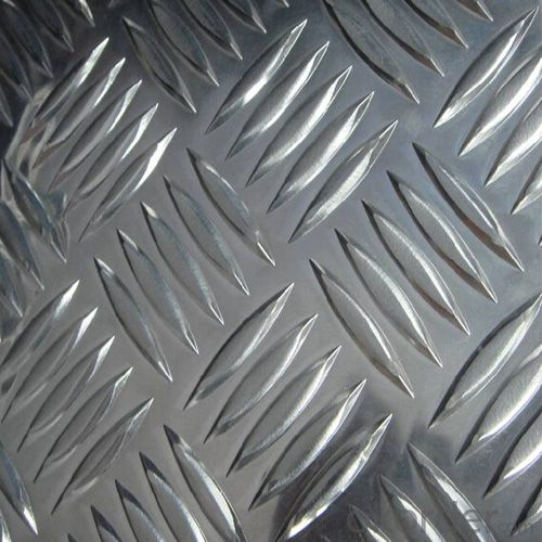 Five Bars Aluminium Plate for Car Tread Plate