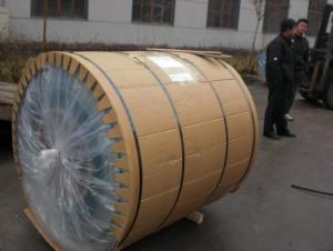 Hot Rolled Aluminum Coil for Making Gutter from China