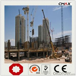 Tower Crane 4808 40T.M New Mini Crane in China