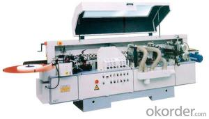 Edge Banding Machines from China Market with High Quality and Low cost