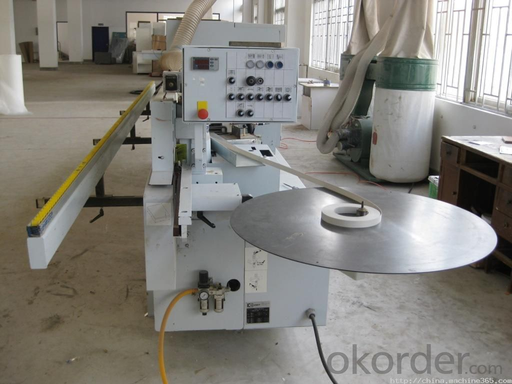 Semi-Automatic Edge Banding Machines with Low Cost and High Quality