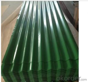 Aluminum Sheet for roofing and cladding system