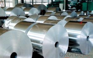 Cold Rolled Anodized Aluminum Coil for Gutter Made in China