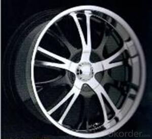 Aluminium Alloy Wheel for Great Pormance No. 23