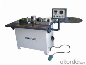 Semi-Automatic Edge Banding Machines of Many Kinds with High Quality