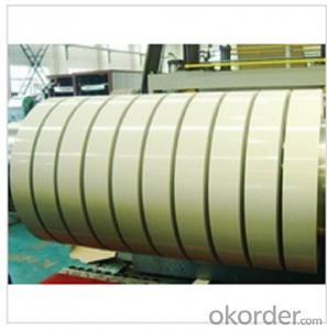 Prices of Color Coated Aluminum Sheet Coil