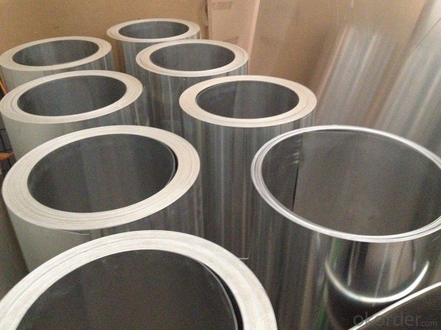 Prepainted Aluminum Coil for Manufacturing Gutter