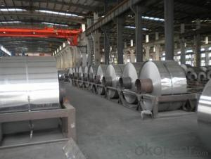 Cold Rolled Aluminum Coils and Sheets for Manufacturing Curtain Wall