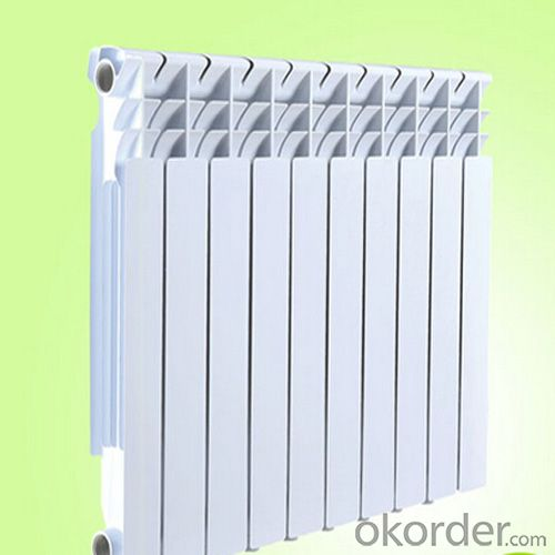 Refrigeration Aluminum Condenser Coil with  High Performence