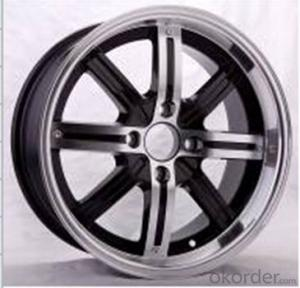 Aluminium Alloy Wheel for Great Pormance No. 4151