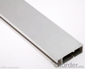 Aluminium Profile for Marine Ship Deck Making