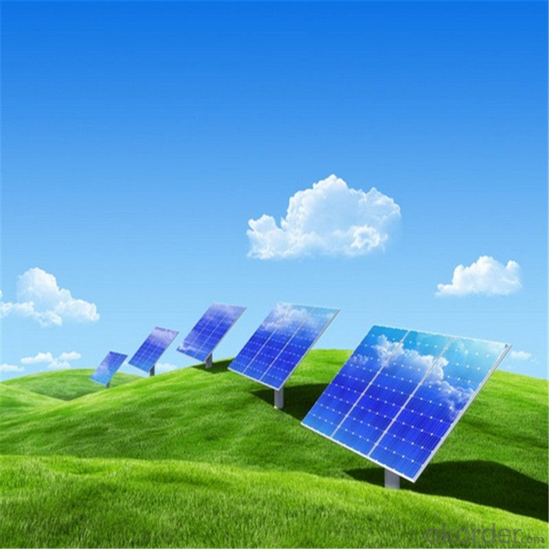 120 Watt Photovoltaic Poly Solar Panels
