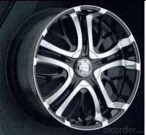 Aluminium Alloy Wheel for Great Pormance No. 26