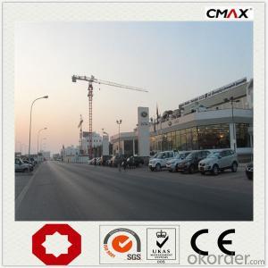 Tower Crane 8 Ton Max Capacity TC5613 Used Condition